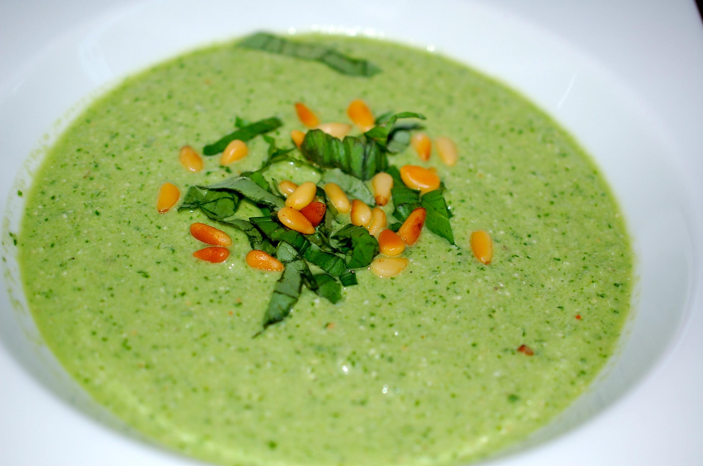 Gazpacho grün
