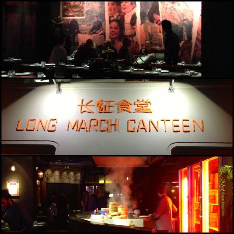 LONG MARCH CANTEEN – Berlin