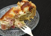 Rhabarberkuchen nach Hildegard