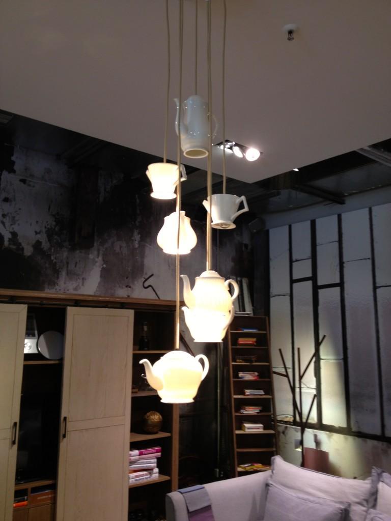 Rochebobois Paris Lampe