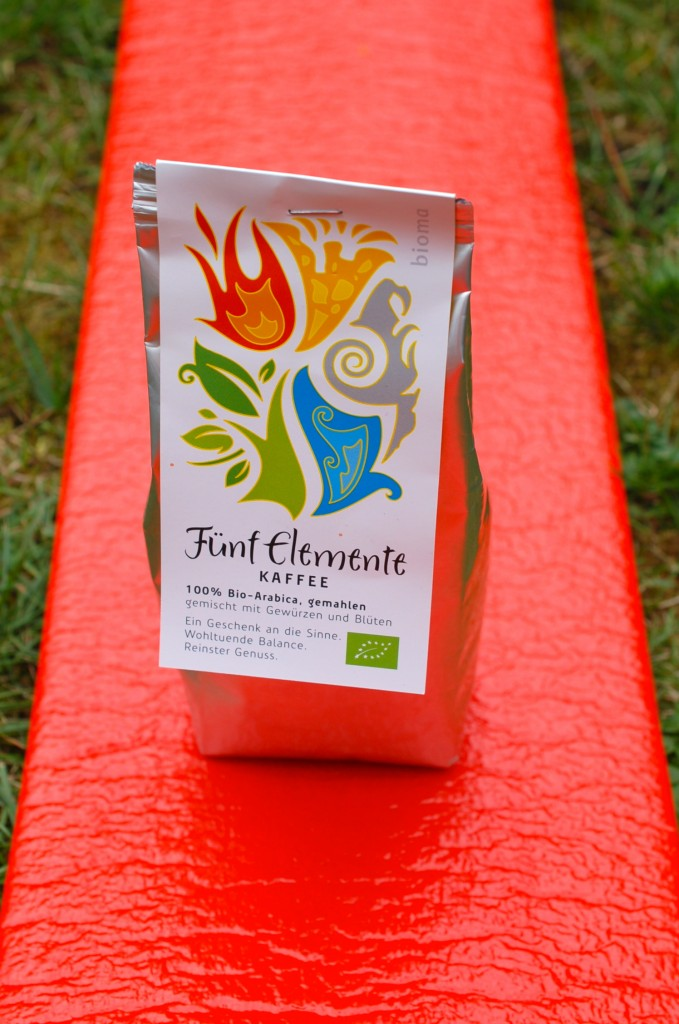 Fünf Elemente Kaffee