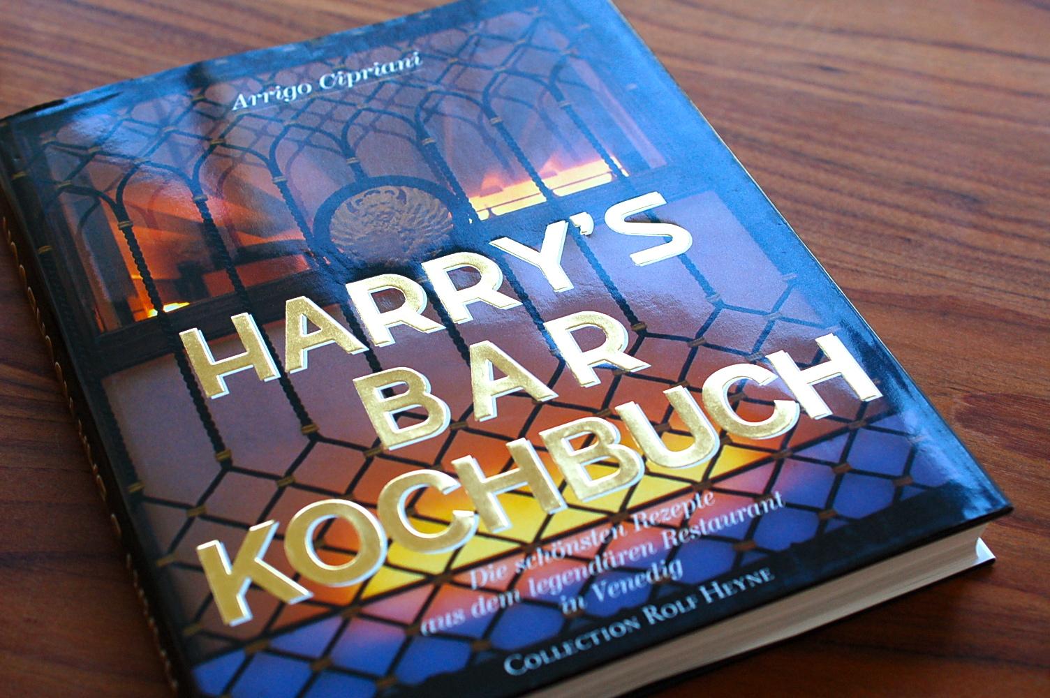 Harrys Bar Kochbuch