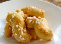 Weihnachtsbäckerei: schwäbische Butter-S