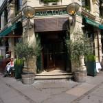 Cafe Victor Kopenhagen