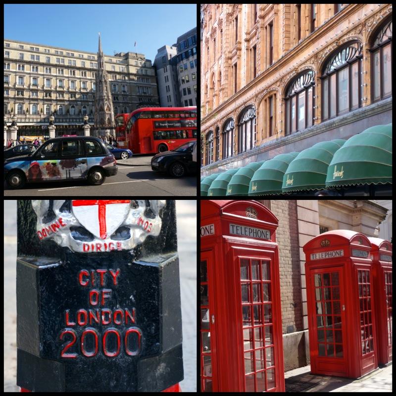 London Wahrzeichen