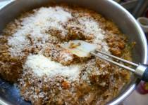 Kalbfleisch - Füllung für Cannelloni oder Ravioli