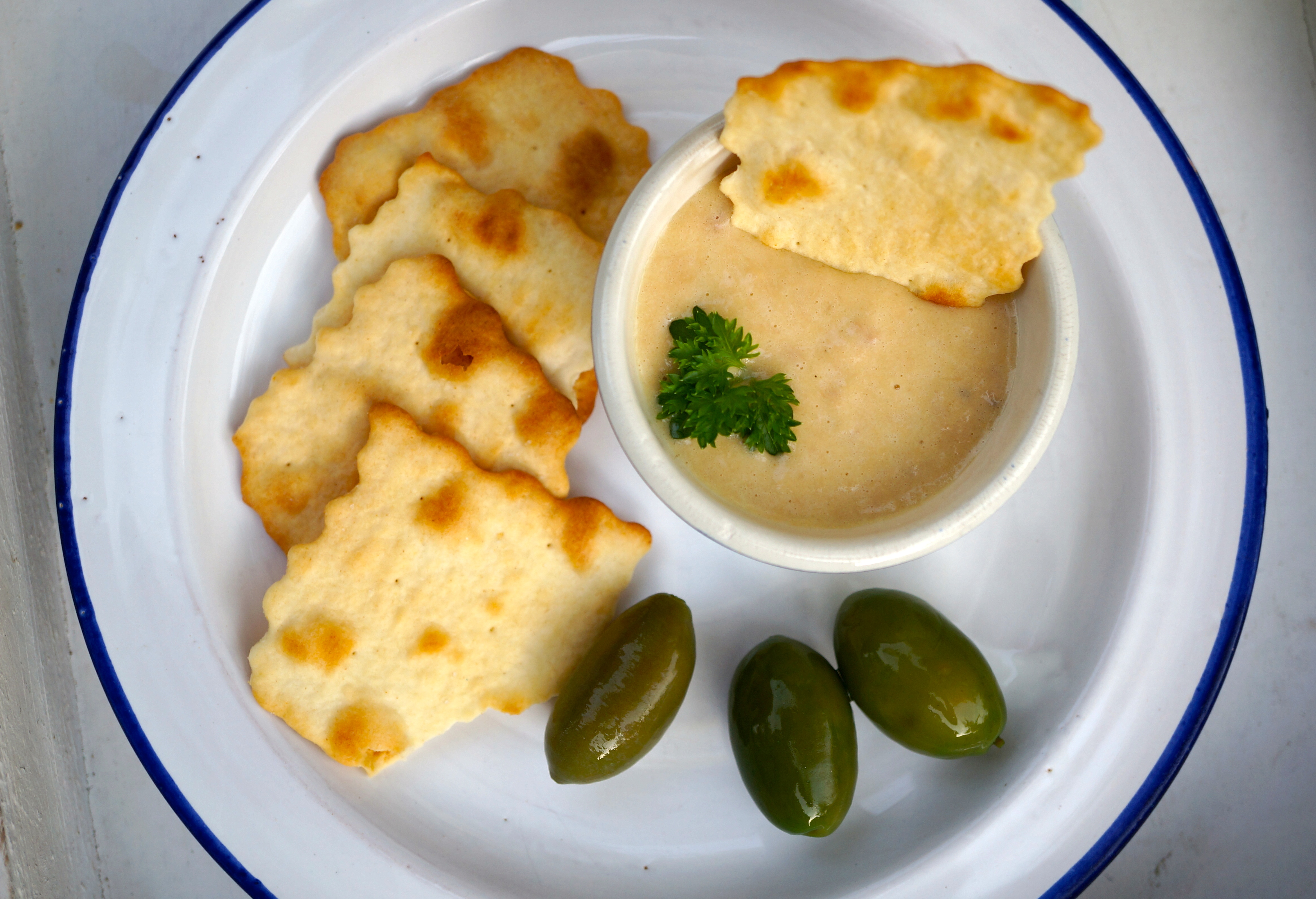 Thunfisch-Pâte