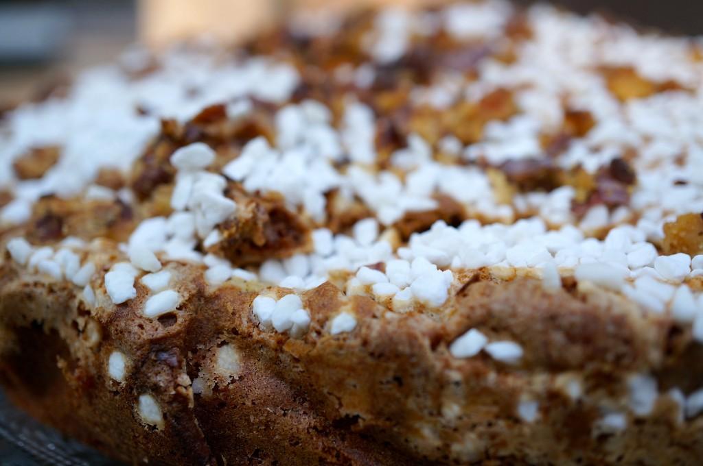 Joghurtkuchen, Frühstückskuchen, libanesischer Kuchen, Kochenkunstundketchup