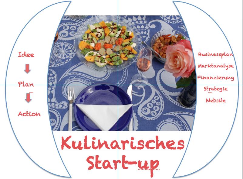 kulinarische Start-up's, Kochenkunstundketchup