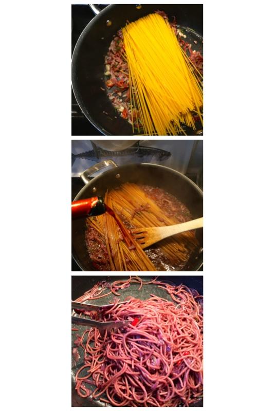 Rotwein-Chianti-Pasta/Kochenkunstundketchup.de