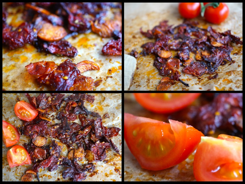 Tomaten eingelegt nach Alain Ducasse