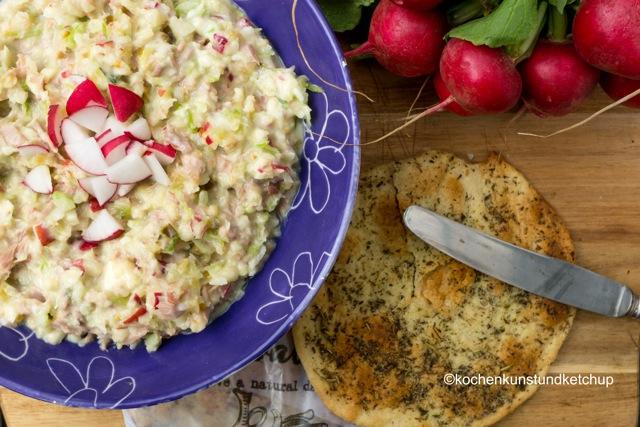 texanischer -thunfisch-salat