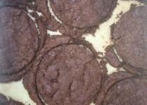 Schokoladenkekse nach französischer Art