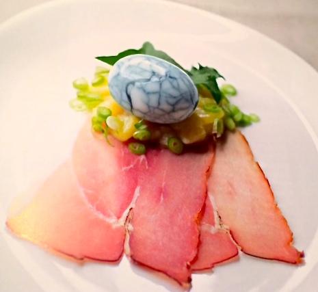 Solei mit Kartoffelsalat / Tim Raue