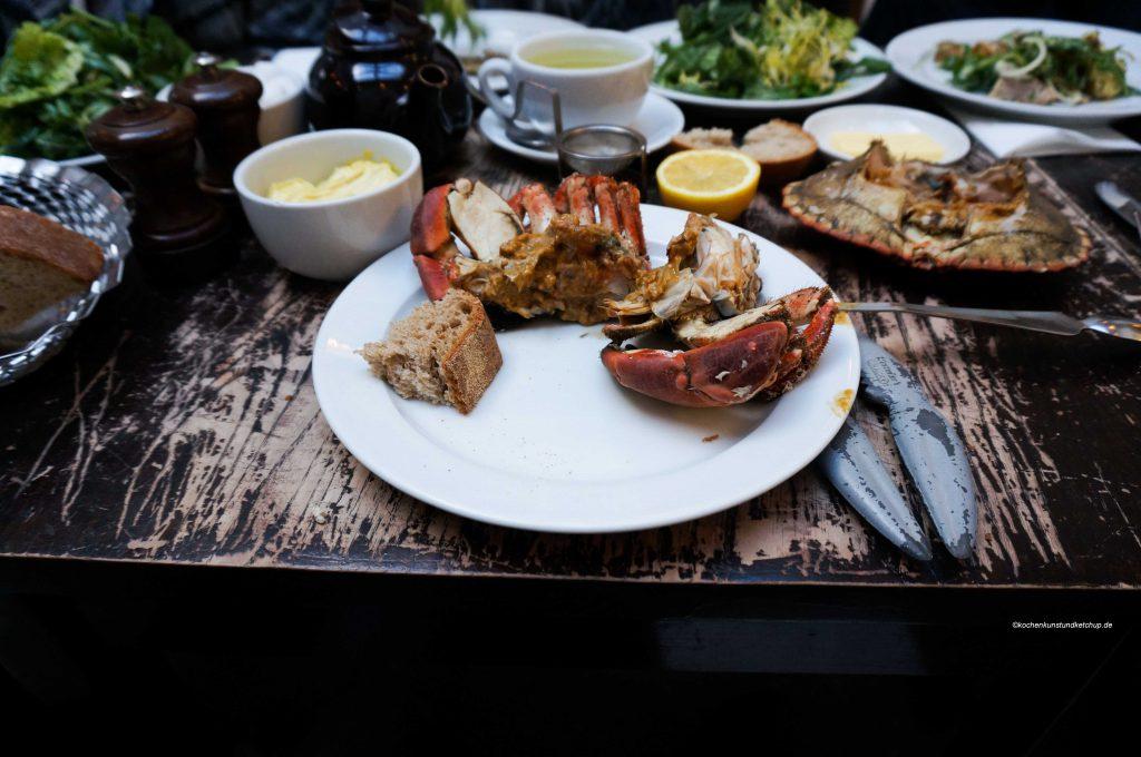 Restaurant St.John 26, London