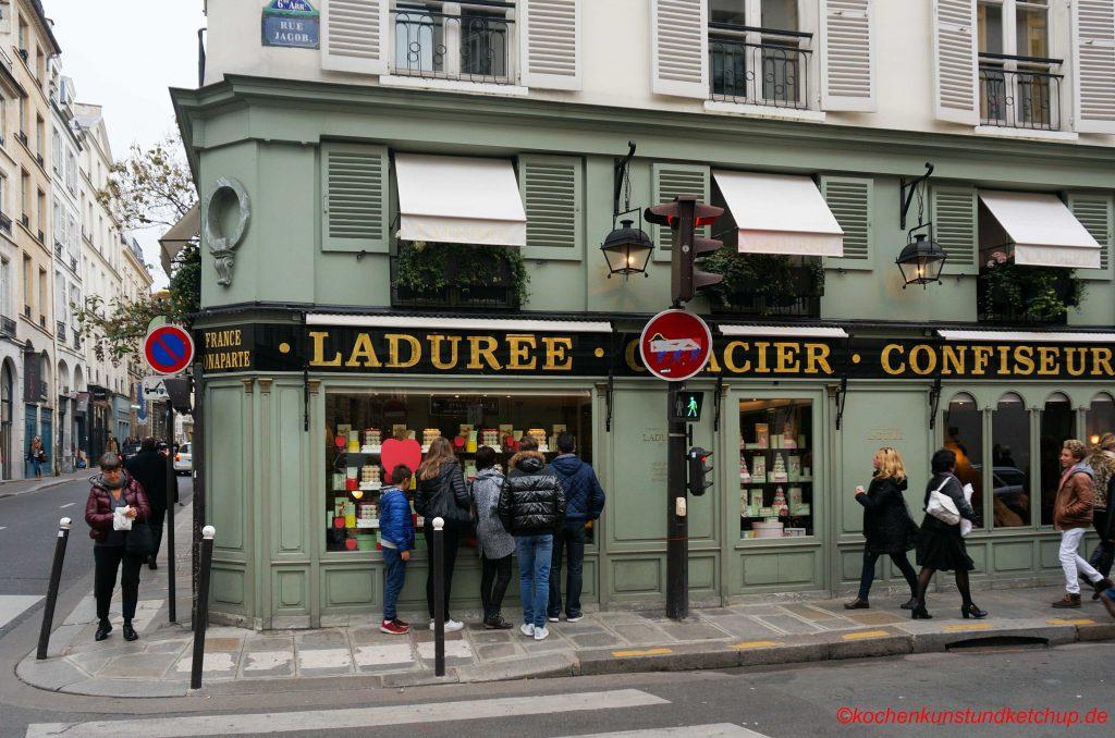 Ladurée Paris Konditorei