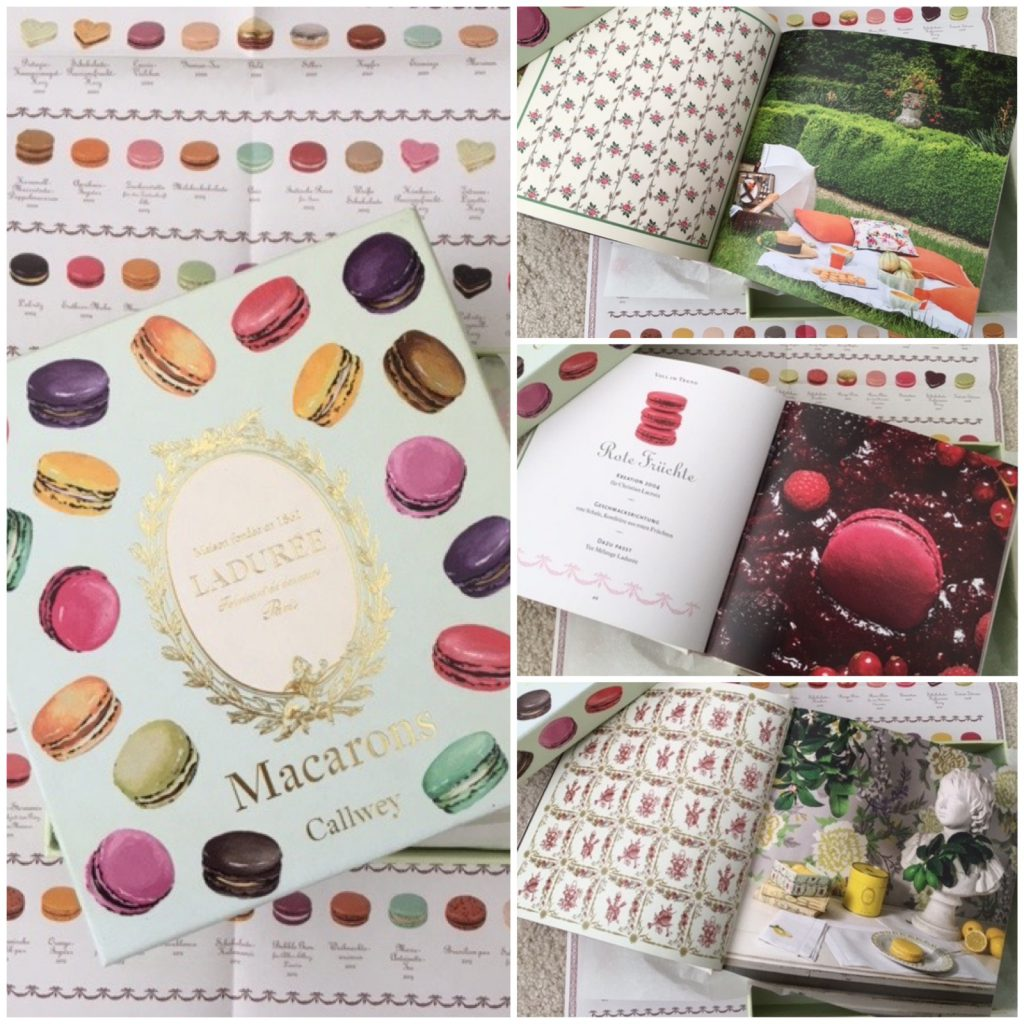 Ladurée Paris Macarons Callwey