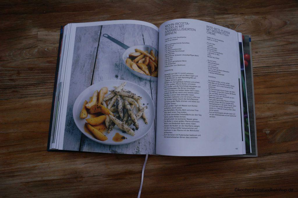 arbara Bongos - Das vegetarische Kochbuch