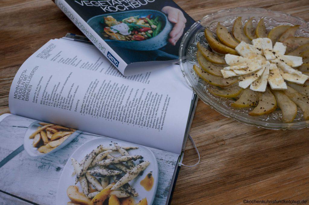 B.Bonisolli_Birnenarbara Bongos - Das vegetarische Kochbuch