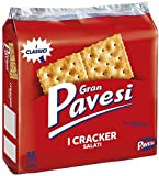 Gran Pavesi Cracker Salati - gesalzen 560 gr.