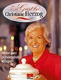 Zu Gast bei Christiane Herzog