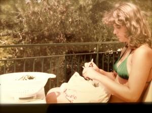 Elba Italien Sommer 1981
