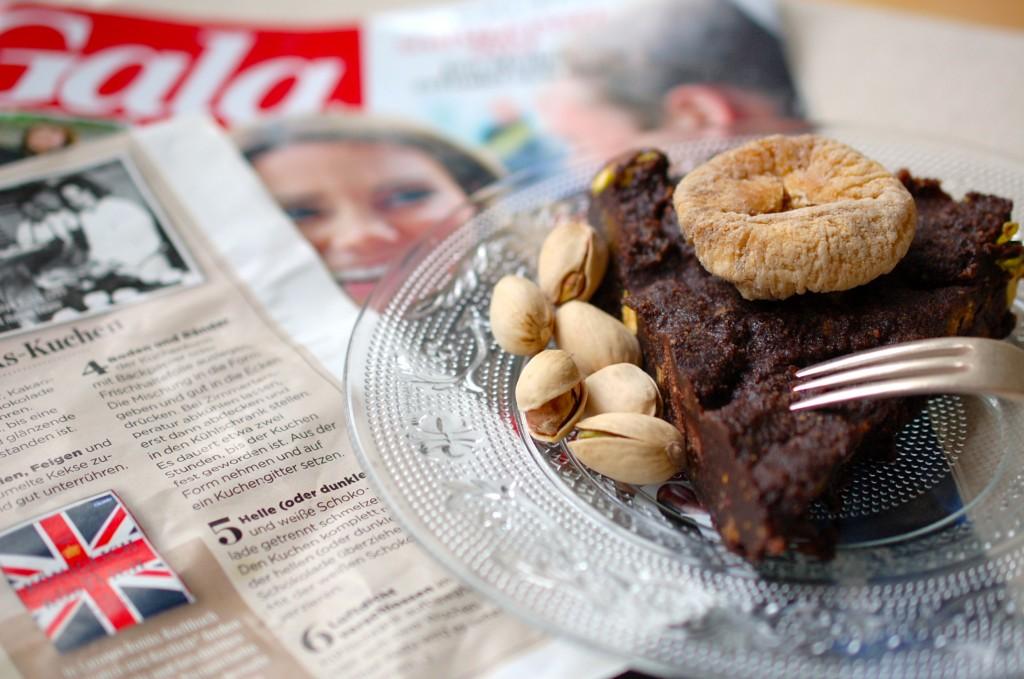 Schokoladen-Kekes-Kuchen