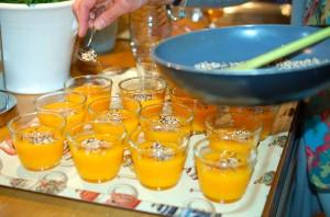 Gazpacho Orange