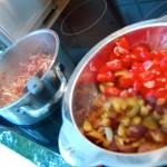 Zwetschegn-Tomaten-Chutney