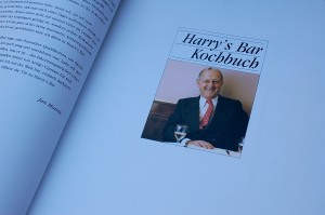 Harry´s Bar Kochbuch