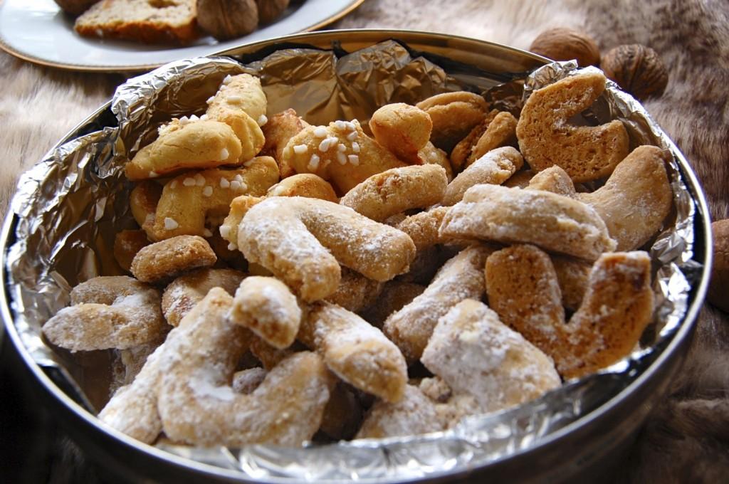 Weihnachtsbäckerei Vanillekipferl, Kochenkunstundketchup