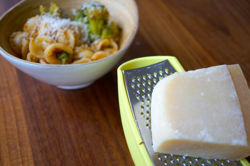 Orecchiette mit Brokkoli