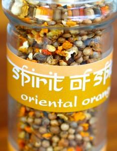 Spirit of Spice oriental orange