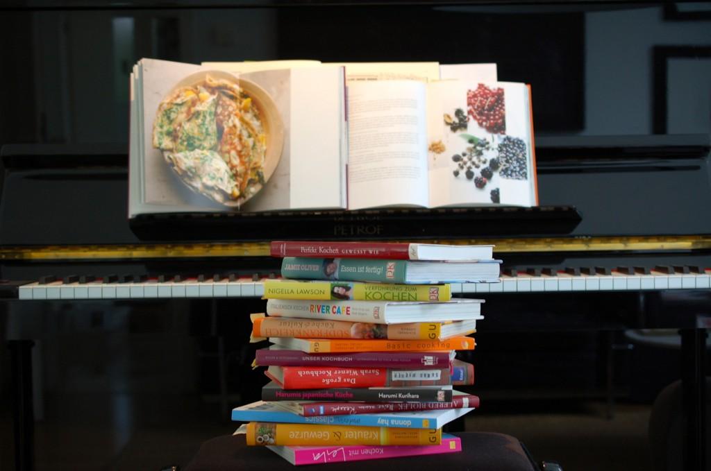 kulinarische Bücher-Lieblingskochbücher