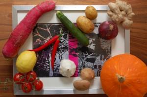 Kunst und Kochen