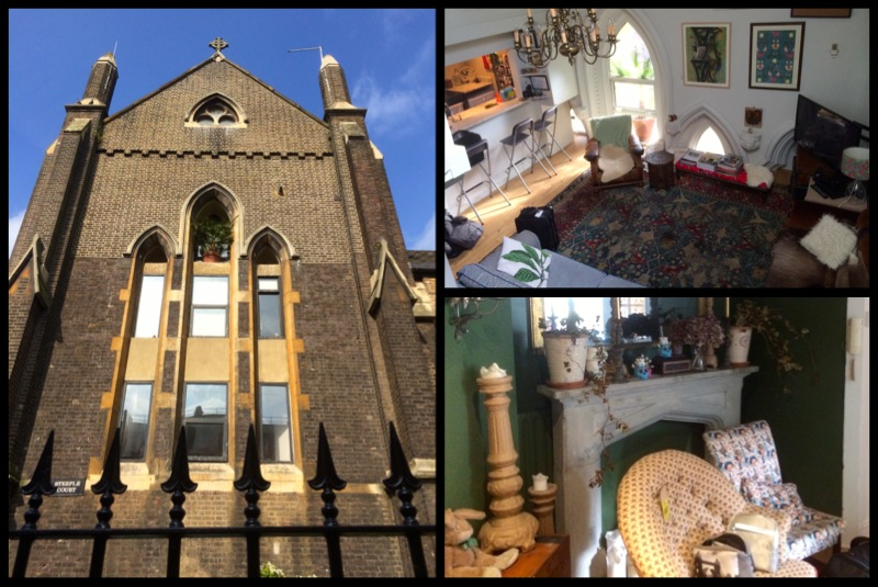 London Bethnal Green Church