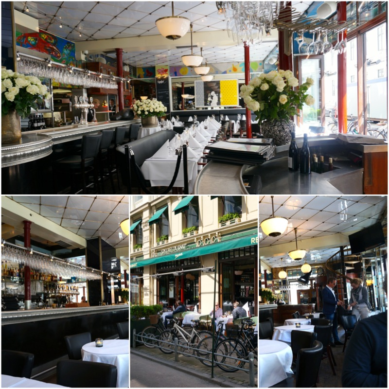 Kopenhagen Cafe Victor