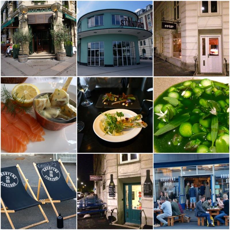 Kopenhagen Restaurant Mosaik