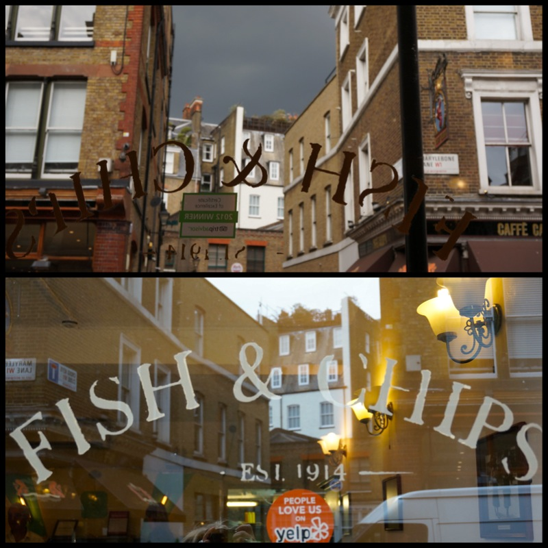 London Fish & Chip