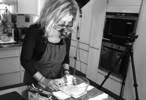 Kürbis gefüllt, Kochenkunstundketchup