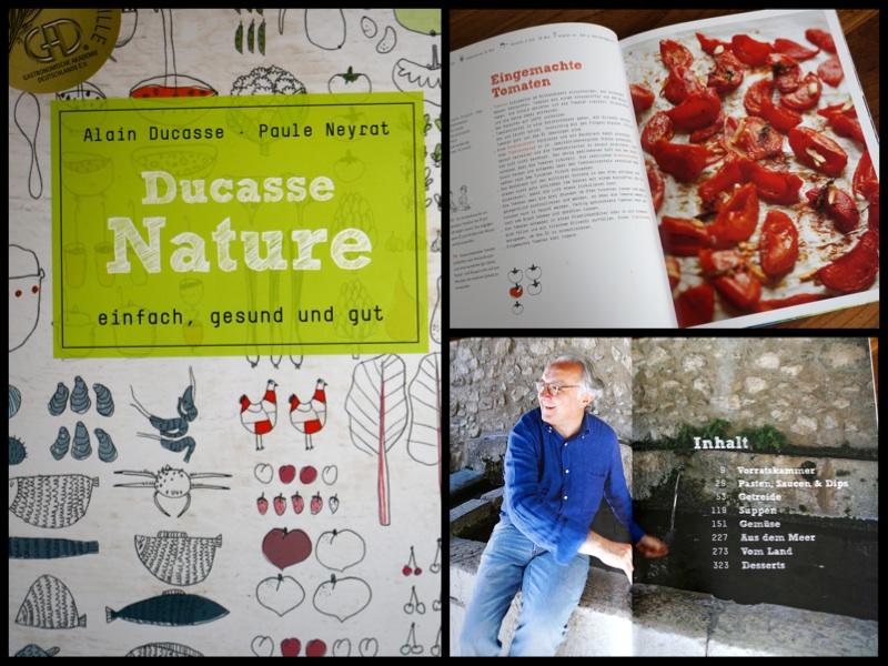 Kochbuch Alain Ducasse Nature