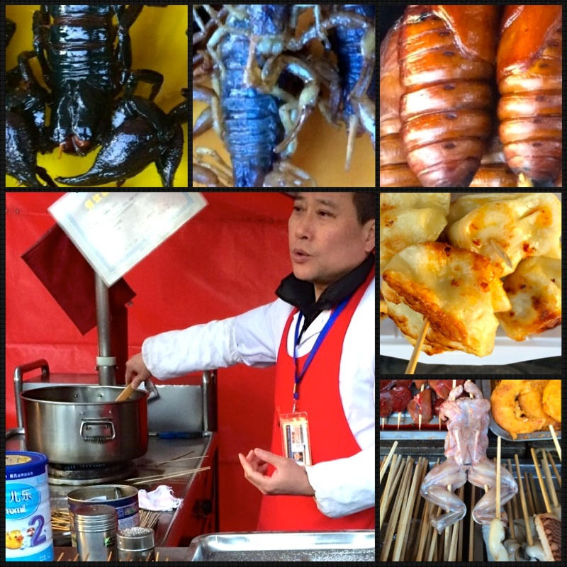 Donghuamen Markt Peking
