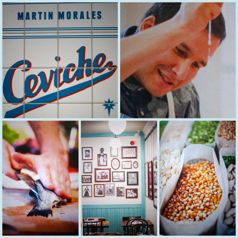 Peruanische Küche Martin Morales