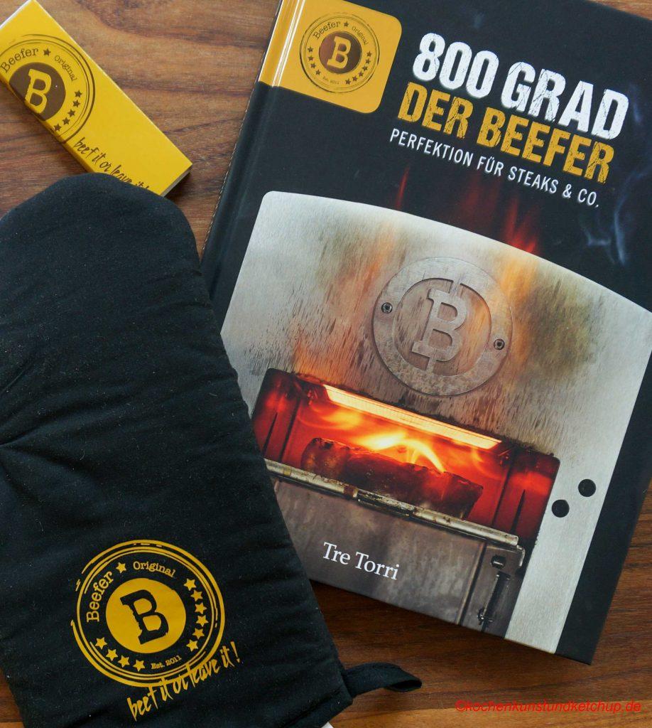 Der Beefer - das Kochbuch