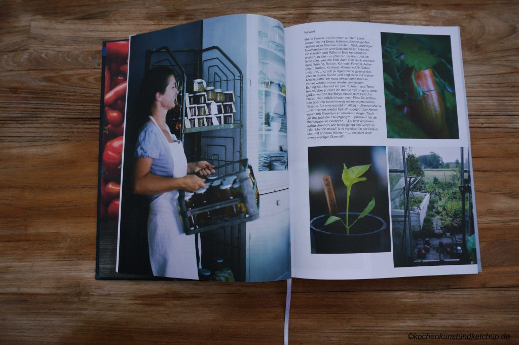 Barbara Bongos - Das vegetarische Kochbuch