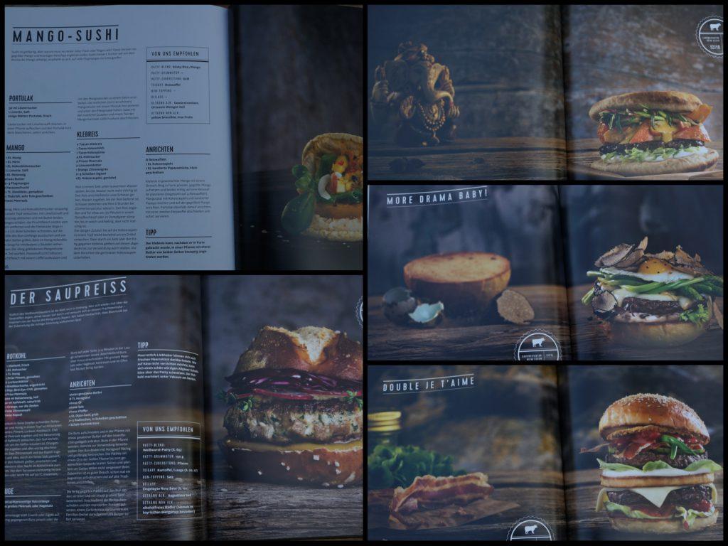 """""""Burger Unser"""" Callwey Verlag Burger Kochbuch"""