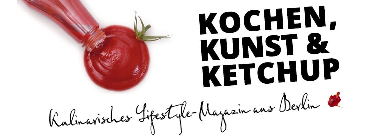 Kochen, Kunst und Ketchup