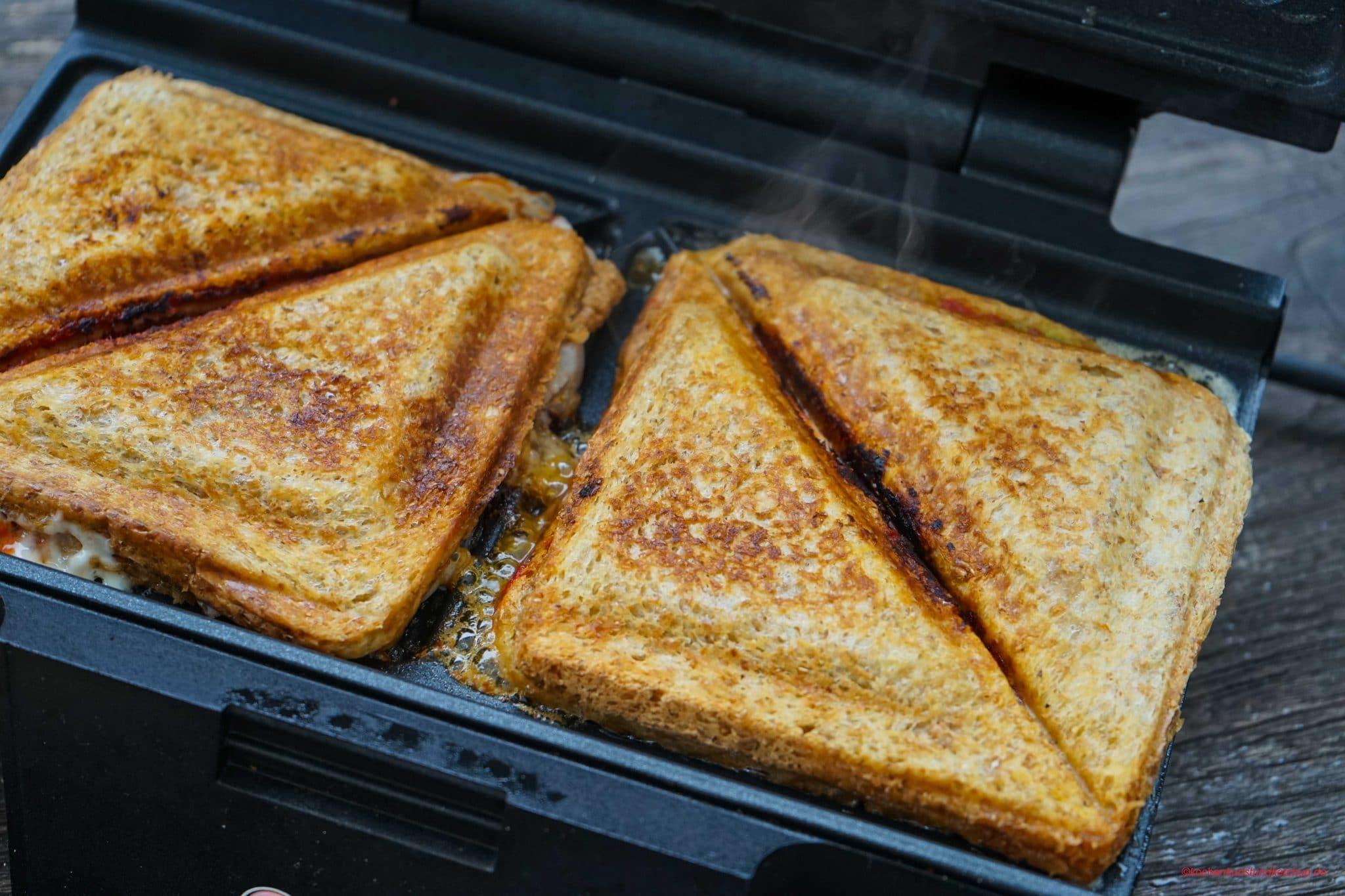 bester sandwichmaker sandwichtoaster alles  man