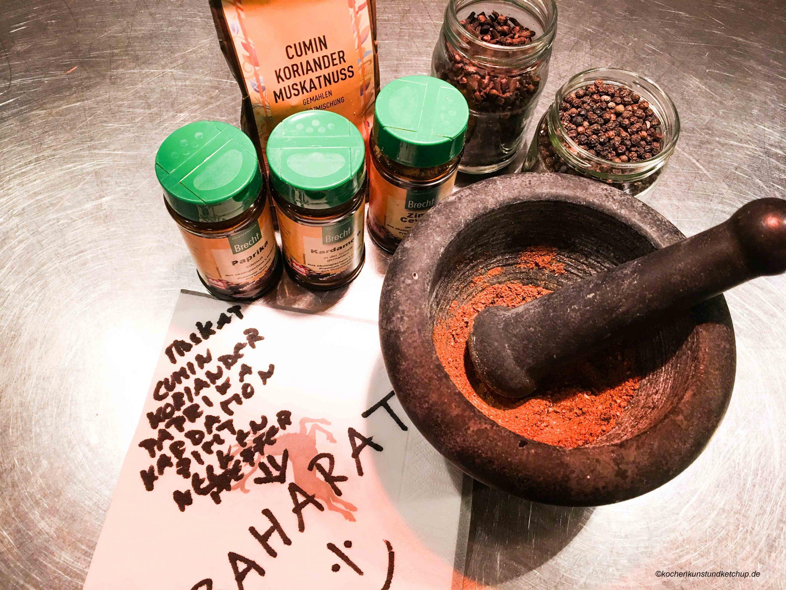 Baharat Orientalische Gewurzmischung Mein Rezept Trend Gewurz